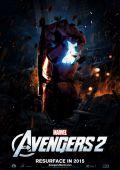 """Постер 4 из 28 из фильма """"Мстители: Эра Альтрона"""" /Avengers: Age of Ultron/ (2015)"""