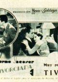 """Постер 3 из 3 из фильма """"Развод"""" /The Divorcee/ (1930)"""