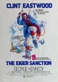 "Постер 7 из 12 из фильма ""Санкция на пике Эйгера"" /The Eiger Sanction/ (1975)"