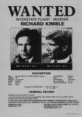 "Постер 4 из 6 из фильма ""Беглец"" /The Fugitive/ (1993)"