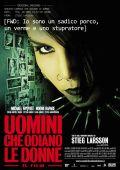 """Постер 18 из 26 из фильма """"Девушка с татуировкой дракона"""" /Man som hatar kvinnor/ (2009)"""