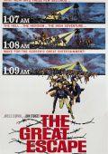 """Постер 4 из 17 из фильма """"Большой побег"""" /The Great Escape/ (1963)"""
