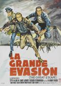 """Постер 2 из 17 из фильма """"Большой побег"""" /The Great Escape/ (1963)"""