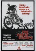 """Постер 8 из 17 из фильма """"Большой побег"""" /The Great Escape/ (1963)"""