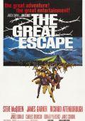 """Постер 12 из 17 из фильма """"Большой побег"""" /The Great Escape/ (1963)"""