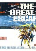 """Постер 11 из 17 из фильма """"Большой побег"""" /The Great Escape/ (1963)"""