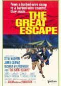 """Постер 14 из 17 из фильма """"Большой побег"""" /The Great Escape/ (1963)"""