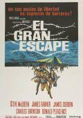 """Постер 15 из 17 из фильма """"Большой побег"""" /The Great Escape/ (1963)"""