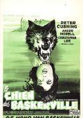 "Постер 11 из 14 из фильма ""Собака Баскервилей"" /The Hound of the Baskervilles/ (1959)"