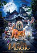 """Постер 7 из 10 из фильма """"Кот Гром и заколдованный дом"""" /The House of Magic/ (2013)"""