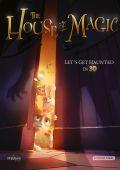 """Постер 8 из 10 из фильма """"Кот Гром и заколдованный дом"""" /The House of Magic/ (2013)"""