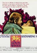 """Постер 1 из 14 из фильма """"Лев зимой"""" /The Lion in Winter/ (1968)"""