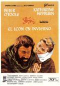 """Постер 11 из 14 из фильма """"Лев зимой"""" /The Lion in Winter/ (1968)"""