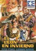 """Постер 7 из 14 из фильма """"Лев зимой"""" /The Lion in Winter/ (1968)"""
