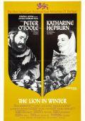 """Постер 3 из 14 из фильма """"Лев зимой"""" /The Lion in Winter/ (1968)"""
