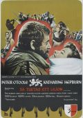 """Постер 14 из 14 из фильма """"Лев зимой"""" /The Lion in Winter/ (1968)"""