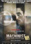 """Постер 6 из 13 из фильма """"Машинист"""" /The Machinist/ (2004)"""