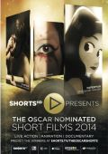 "Постер 2 из 2 из фильма ""Oscar Shorts 2014: Фильмы"" /The Oscar Nominated Short Films 2014: Live Action/ (2014)"