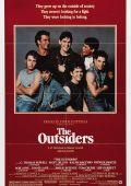 """Постер 4 из 9 из фильма """"Изгои"""" /The Outsiders/ (1983)"""