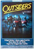 """Постер 6 из 9 из фильма """"Изгои"""" /The Outsiders/ (1983)"""