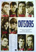 """Постер 9 из 9 из фильма """"Изгои"""" /The Outsiders/ (1983)"""