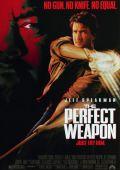"""Постер 1 из 3 из фильма """"Идеальное оружие"""" /The Perfect Weapon/ (1991)"""
