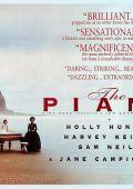 """Постер 6 из 9 из фильма """"Пианино"""" /The Piano/ (1993)"""