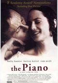 """Постер 7 из 9 из фильма """"Пианино"""" /The Piano/ (1993)"""