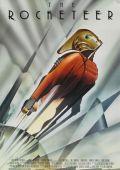 "Постер 4 из 11 из фильма ""Ракетчик"" /The Rocketeer/ (1991)"