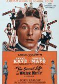 """Постер 3 из 9 из фильма """"Тайная жизнь Уолтера Митти"""" /The Secret Life of Walter Mitty/ (1947)"""