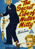 """Постер 9 из 9 из фильма """"Тайная жизнь Уолтера Митти"""" /The Secret Life of Walter Mitty/ (1947)"""