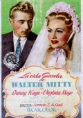 """Постер 8 из 9 из фильма """"Тайная жизнь Уолтера Митти"""" /The Secret Life of Walter Mitty/ (1947)"""