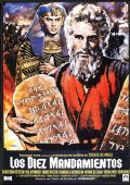 """Постер 8 из 20 из фильма """"Десять заповедей"""" /The Ten Commandments/ (1956)"""