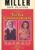 """Постер 12 из 20 из фильма """"Десять заповедей"""" /The Ten Commandments/ (1956)"""