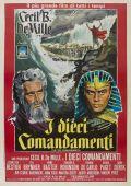 """Постер 18 из 20 из фильма """"Десять заповедей"""" /The Ten Commandments/ (1956)"""