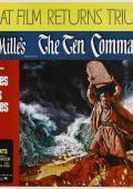 """Постер 19 из 20 из фильма """"Десять заповедей"""" /The Ten Commandments/ (1956)"""