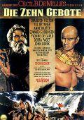 """Постер 20 из 20 из фильма """"Десять заповедей"""" /The Ten Commandments/ (1956)"""