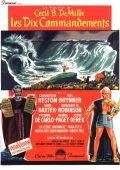 """Постер 17 из 20 из фильма """"Десять заповедей"""" /The Ten Commandments/ (1956)"""