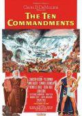 """Постер 10 из 20 из фильма """"Десять заповедей"""" /The Ten Commandments/ (1956)"""