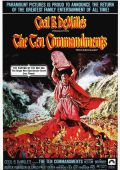 """Постер 7 из 20 из фильма """"Десять заповедей"""" /The Ten Commandments/ (1956)"""