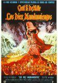 """Постер 2 из 20 из фильма """"Десять заповедей"""" /The Ten Commandments/ (1956)"""