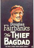 "Постер 1 из 8 из фильма ""Багдадский вор"" /The Thief of Bagdad/ (1924)"