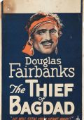 "Постер 7 из 8 из фильма ""Багдадский вор"" /The Thief of Bagdad/ (1924)"