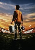 """Постер 1 из 11 из фильма """"Маменькин сыночек"""" /The Waterboy/ (1998)"""