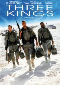"Постер 10 из 12 из фильма ""Три короля"" /Three Kings/ (1999)"