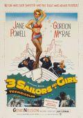 Три моряка и девушка