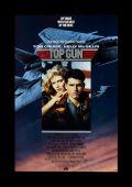 """Постер 7 из 17 из фильма """"Лучший стрелок"""" /Top Gun/ (1986)"""