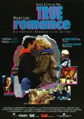 """Постер 4 из 7 из фильма """"Настоящая любовь"""" /True Romance/ (1993)"""