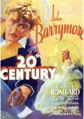 """Постер 1 из 7 из фильма """"Двадцатый век"""" /Twentieth Century/ (1934)"""