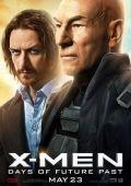 """Постер 19 из 51 из фильма """"Люди Икс: Дни минувшего будущего"""" /X-Men: Days of Future Past/ (2014)"""